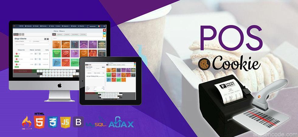 Sistema de ventas para restaurantes en PHP – MySQL – AJAX – Cookie