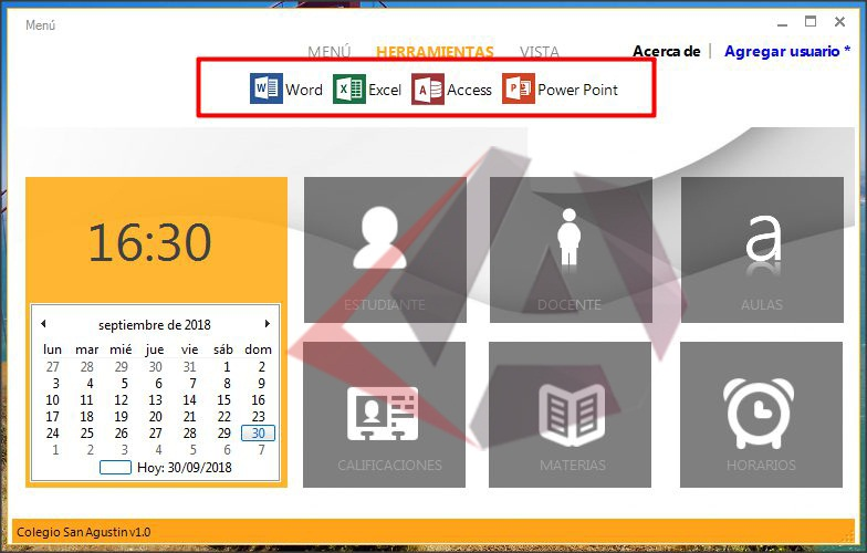 acceso directo a office Visual Basic.NET y SQL Server