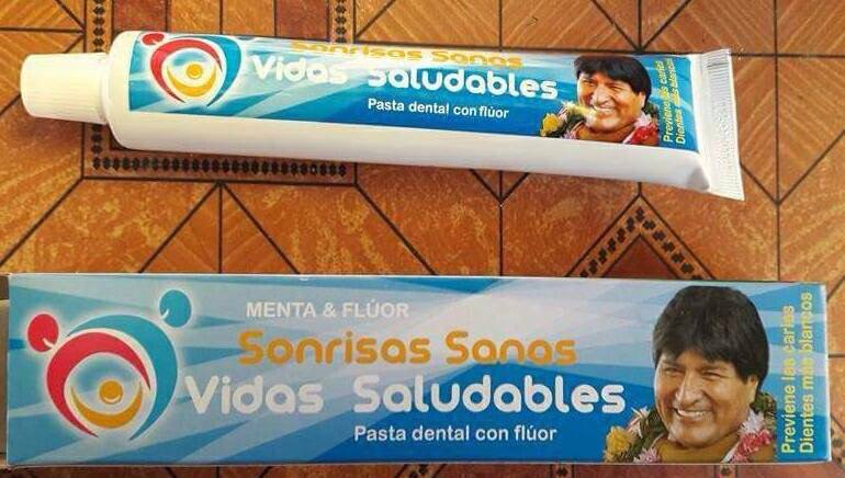 toothpaste made in evo