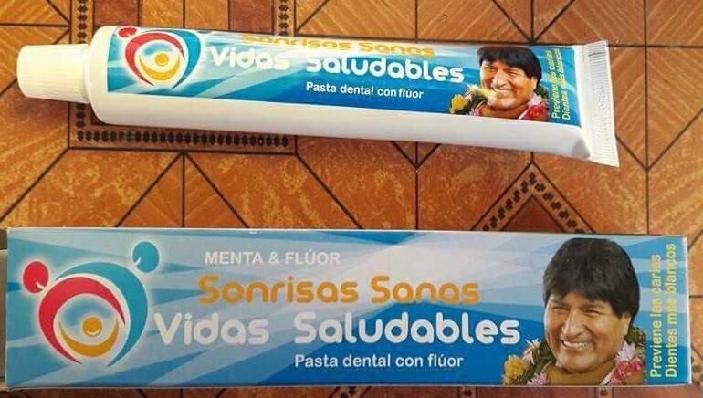 pasta dental Made in Evo