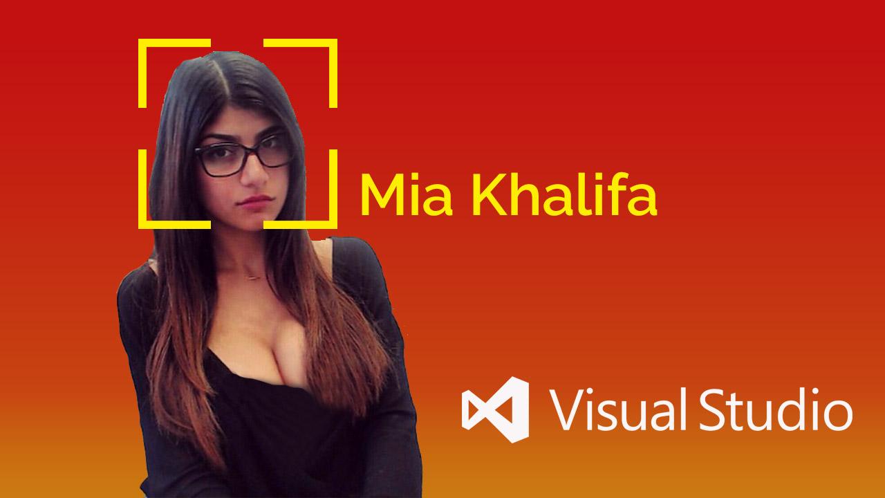 Detección y reconocimiento facial en Visual Basic NET