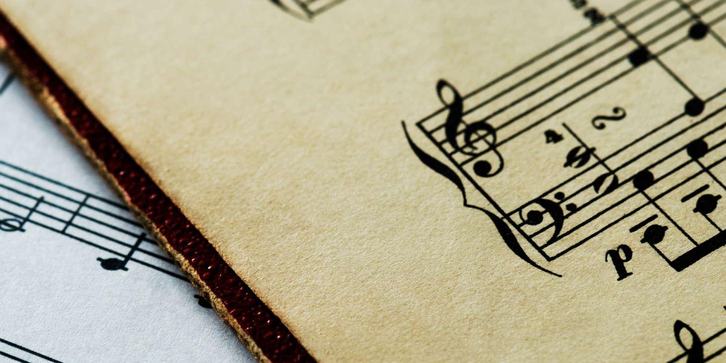 Instrumentos musicales para colorear e imprimir en PDF + Vector