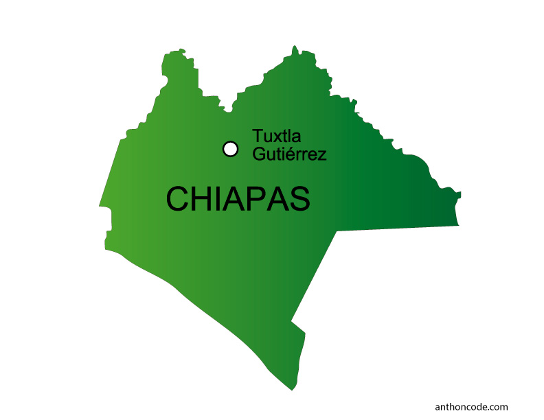 Chiapas a todo color