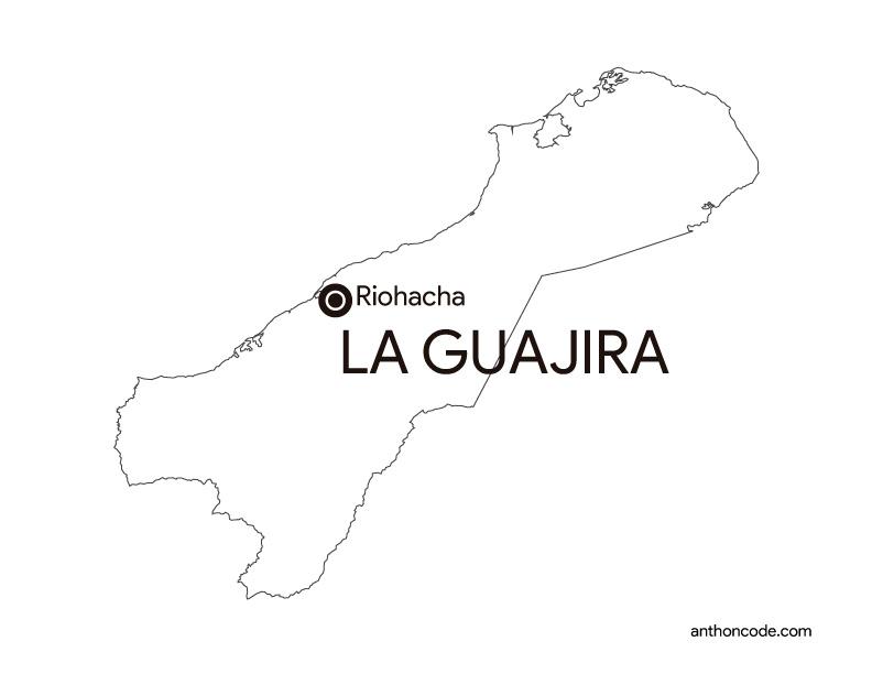 Departamento La Guajira