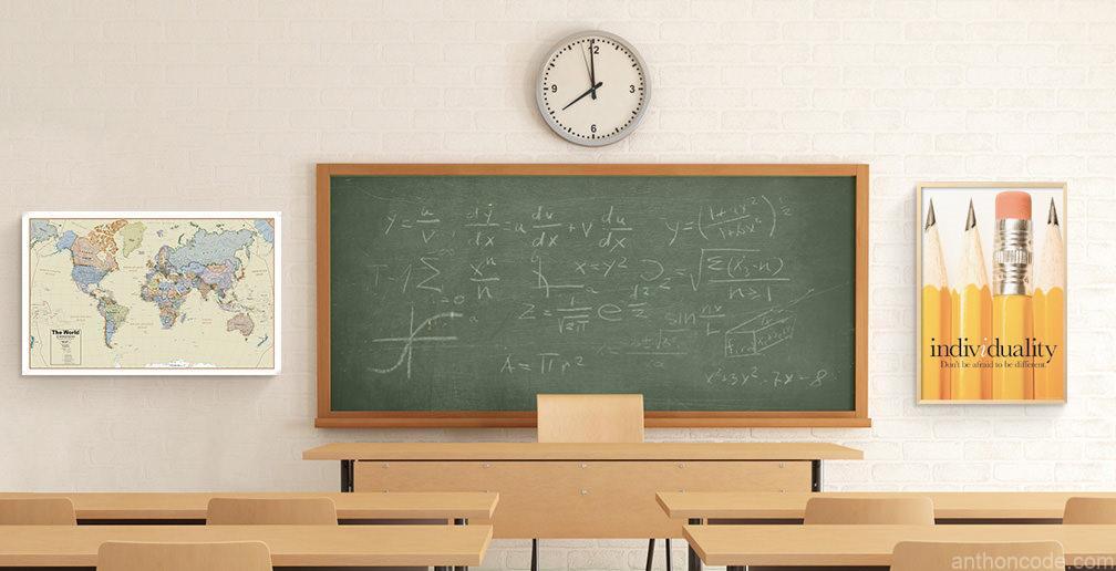 Código fuente de sistema escolar en PHP y MySQL