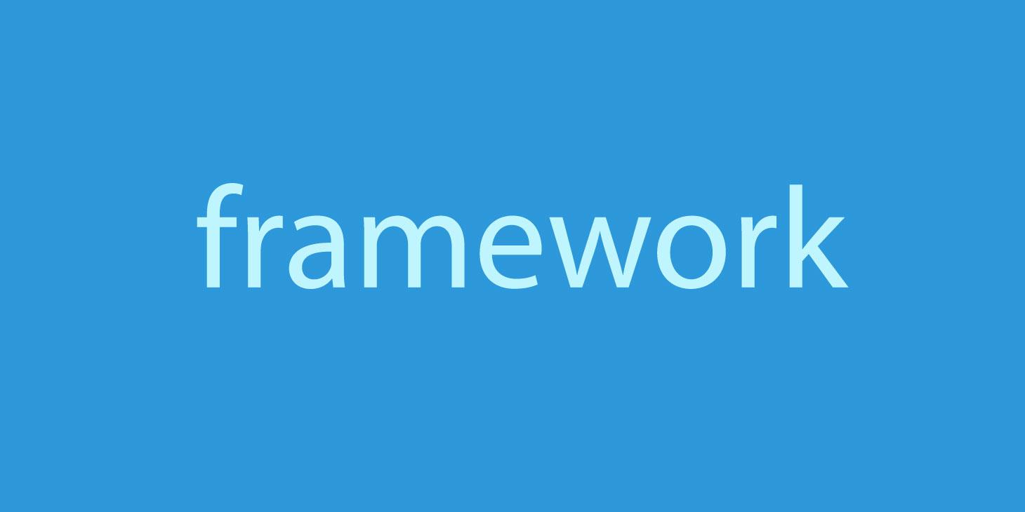 Qué es un framework en programación en pocas palabras
