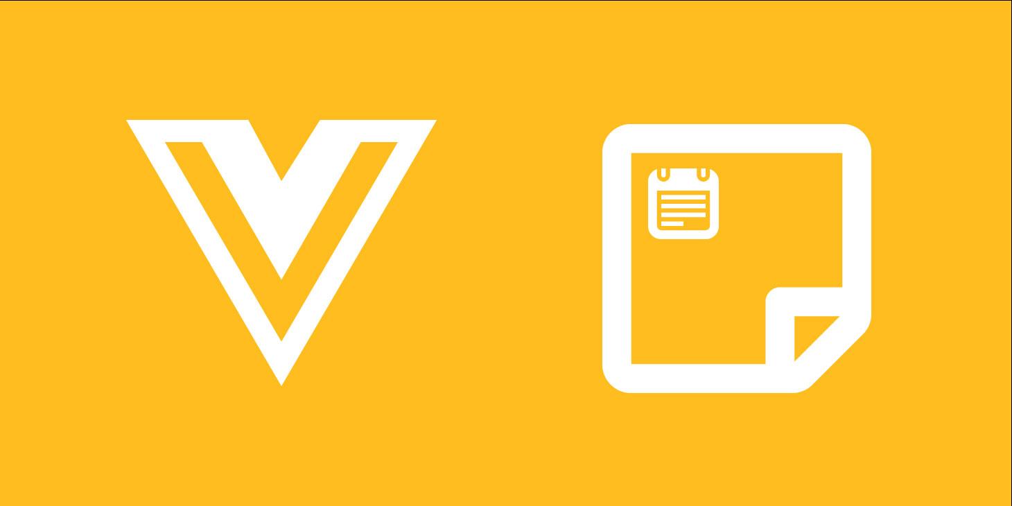 Pequeña aplicación de recordatorio con Vue.js