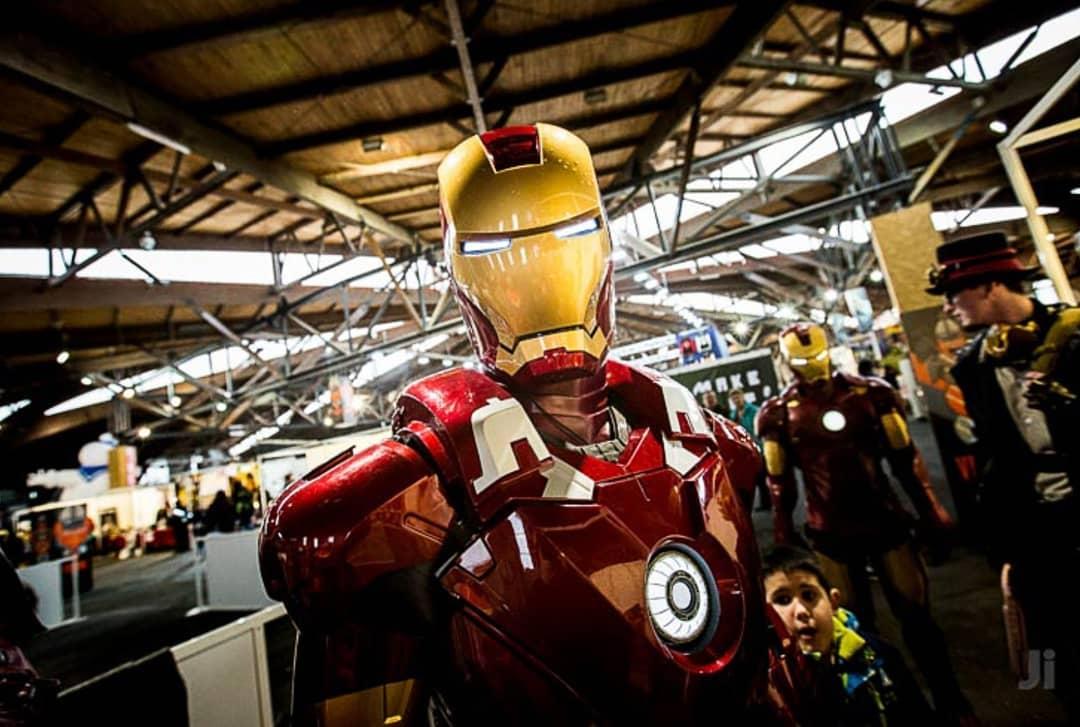 Ingeniosas ideas sobre cosplay de IronMan en imágenes
