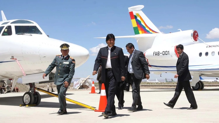 Luxuries of Evo Morales Ayma, the most expensive president of Bolivia