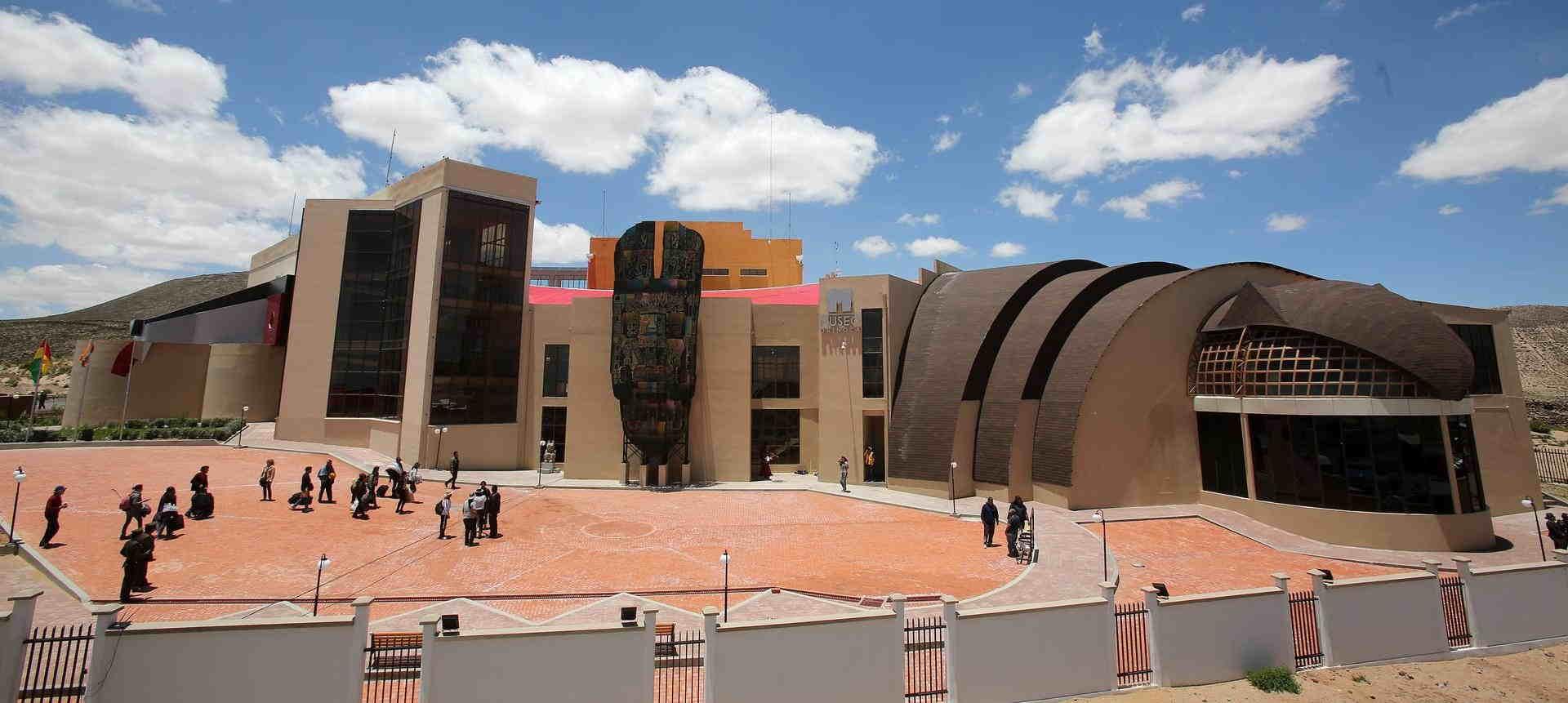 museo de Evo Morales