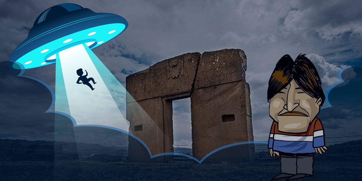 El lado vergonzoso de la ruinas de Tiwanaku del que nadie quiere hablar