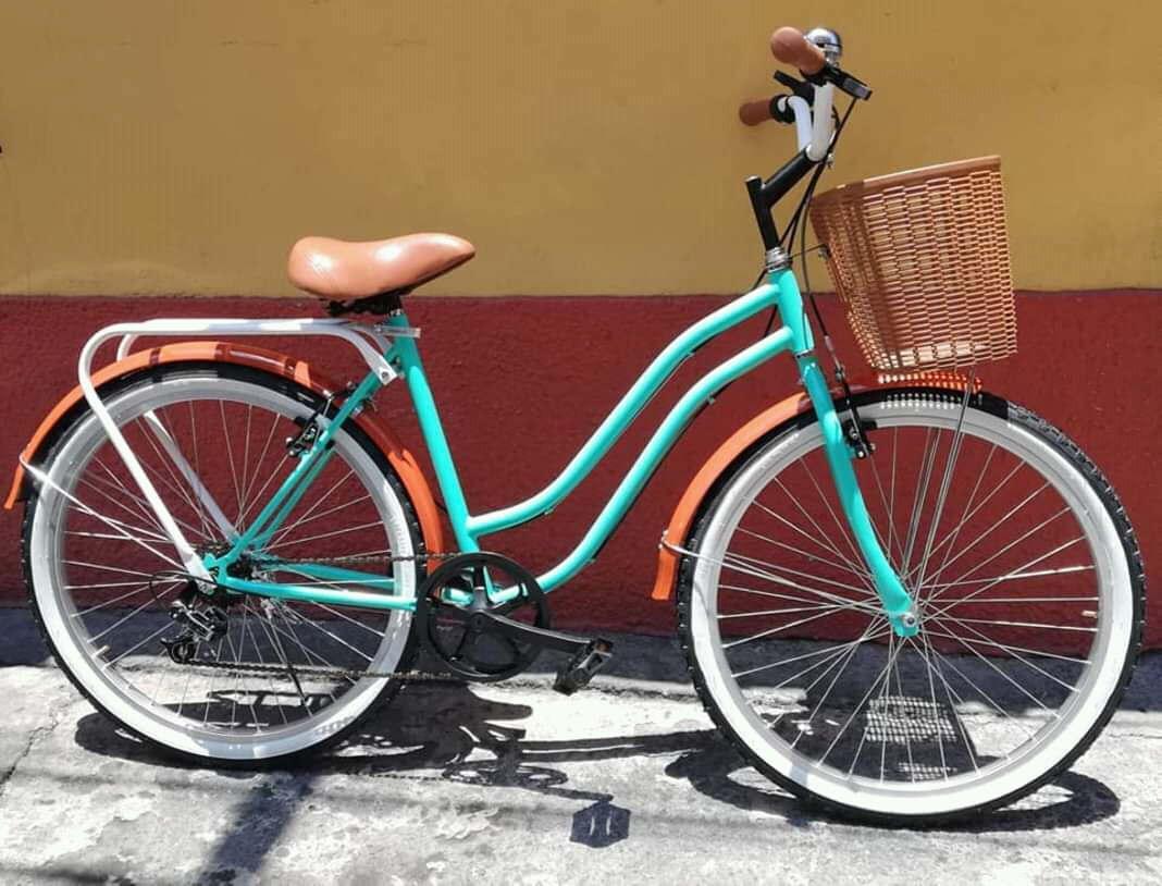 Hermosas bicicletas clásicas vintage en imágenes