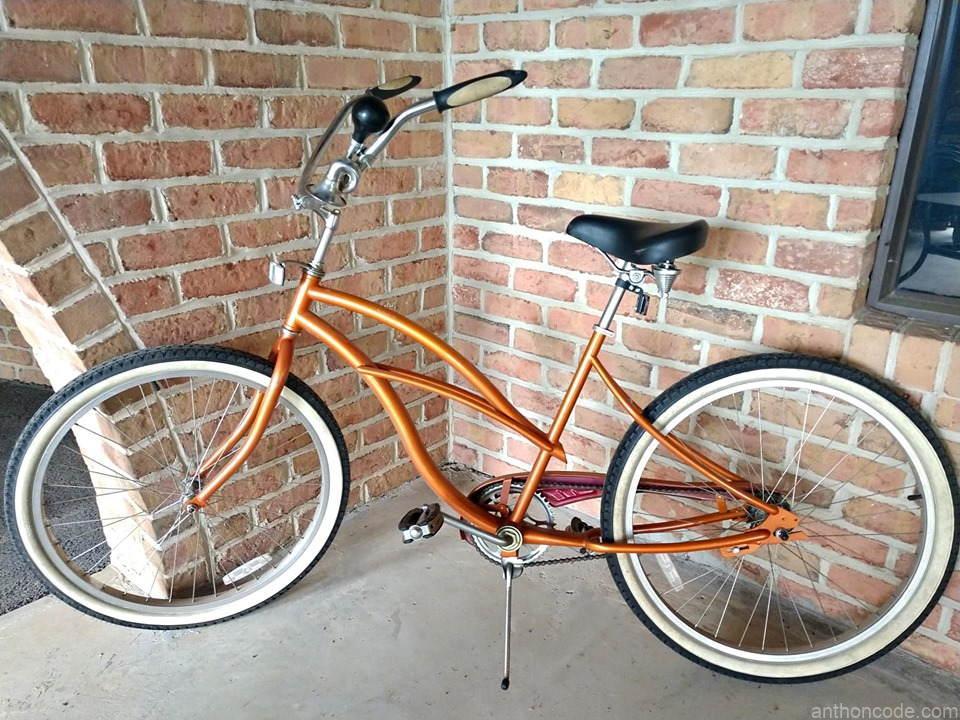 bicicleta-de-paseo-naranja