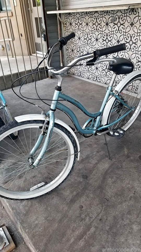 bicicleta-verde-vintage