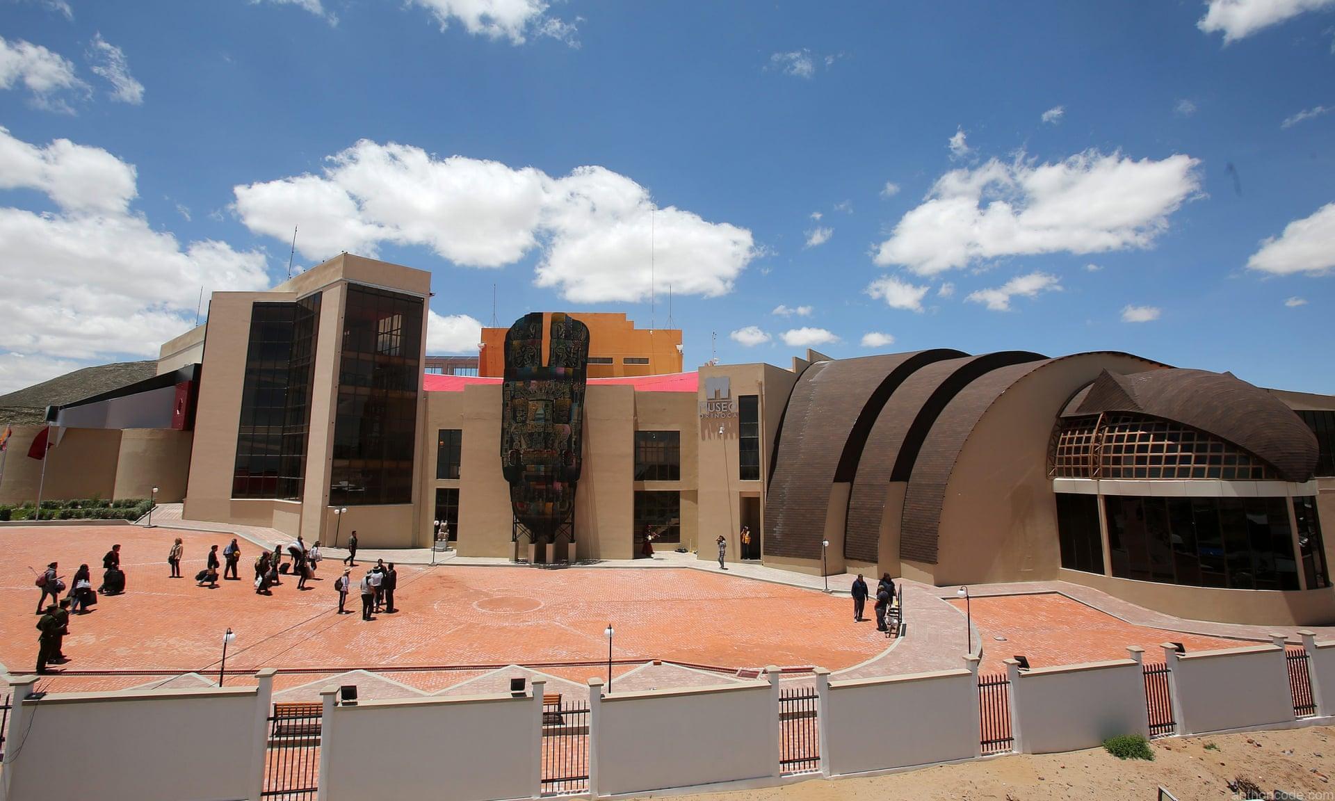 Museo del dictador Evo Morales