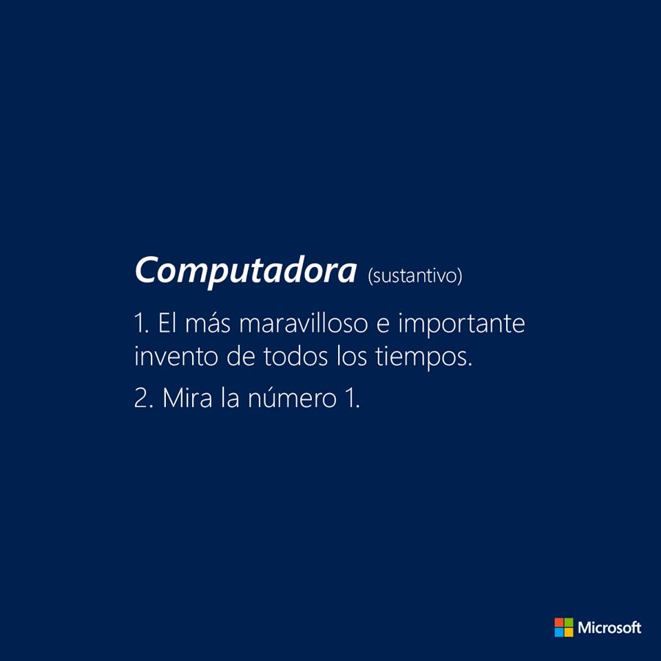 computadoras lo importante