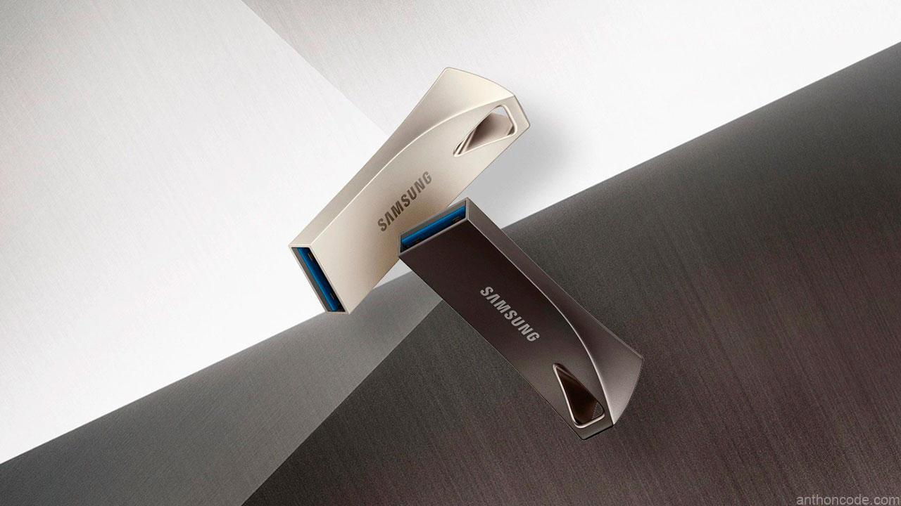 Cuidado con VendorCo ProductCode falsifican memorias USB de Samsung