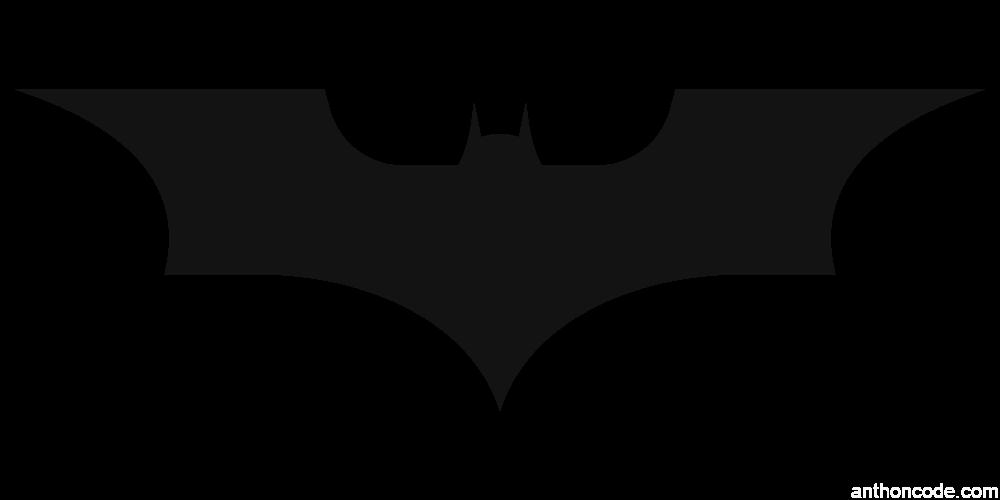 Google Image Result For Https Anthoncode Com Wp Content Uploads 2020 01 Logo Batman Nolan 1 Png Logo De Batman Batman Batman Dibujo