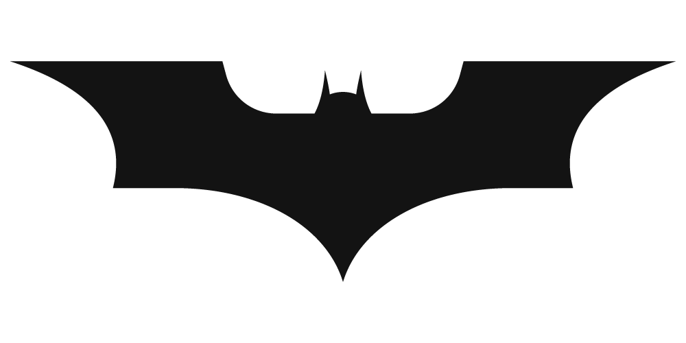 Descarga Logo de Batman en Formato PNG y Vector (AI)
