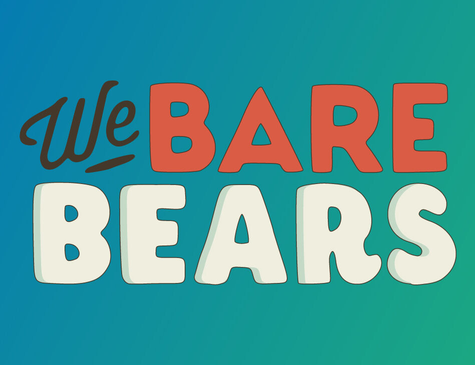 We Bare Bears wallpaper + vector