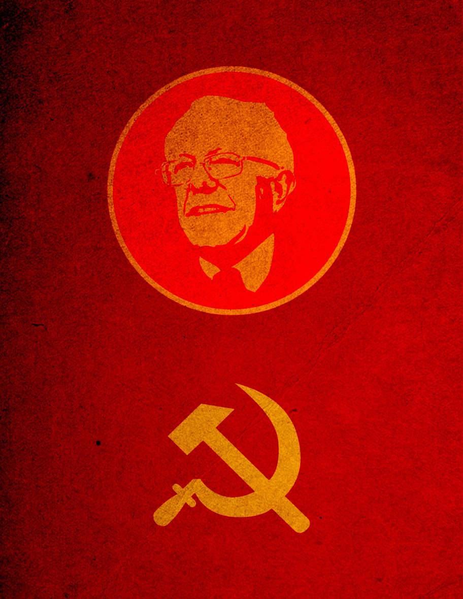 Bernie Sanders Communist Socialist