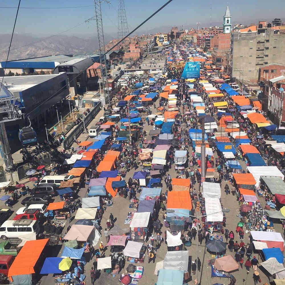 ¿Por qué Evo Morales no creó empleos en El Alto en 13 años de gobierno?