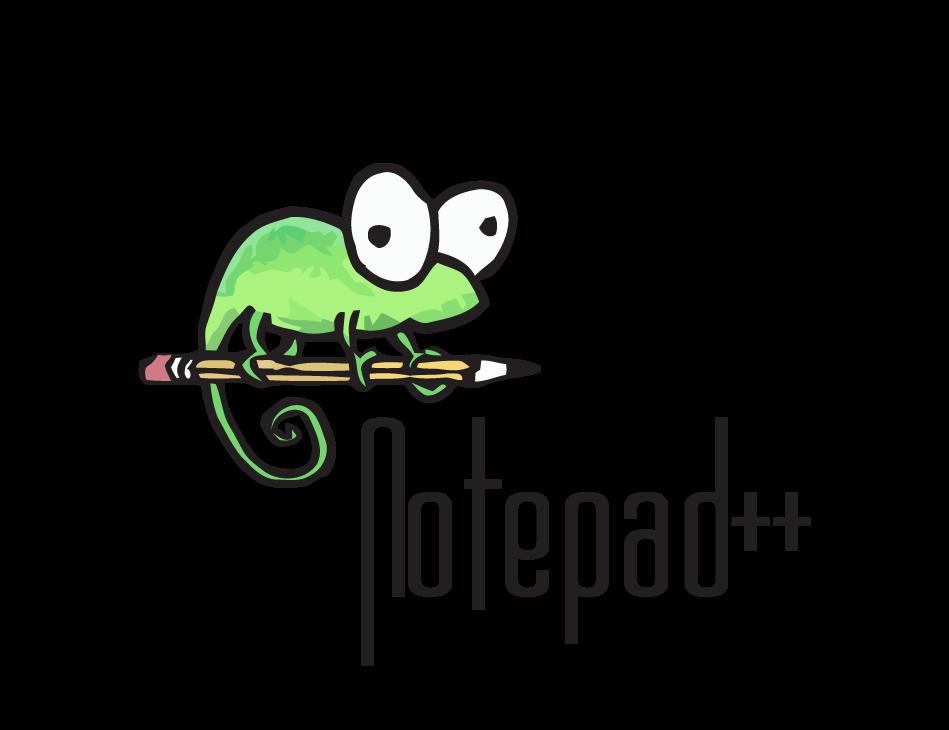 Logo Notepad++ en formato PNG y Vector