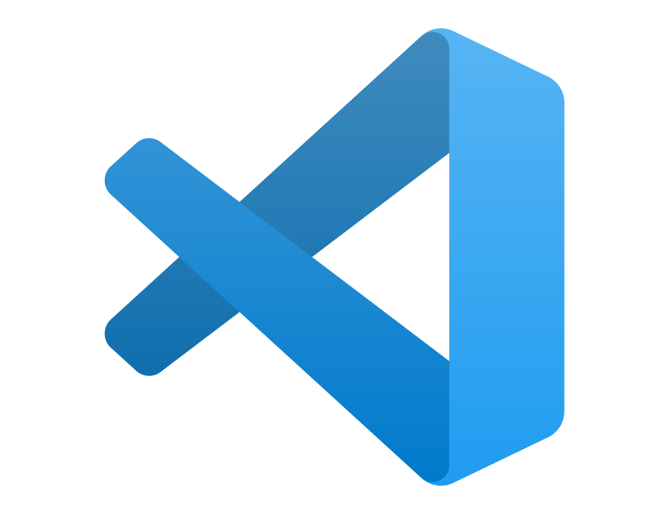 Logo Visual Studio Code - Vector PNG