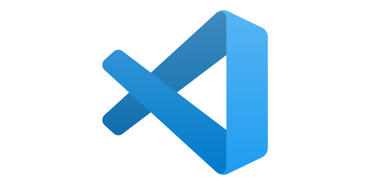 Logo Visual Studio Code - Vector PNG