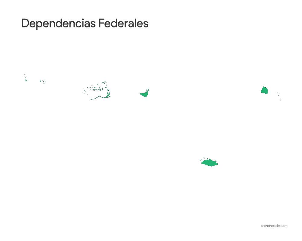 Dependencias Federales