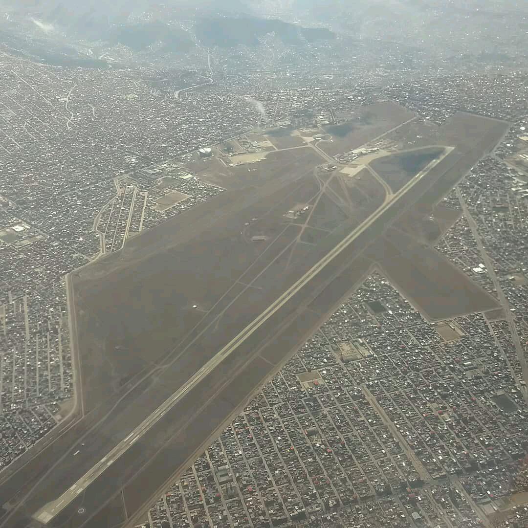 ciudad de El Alto aeropuerto