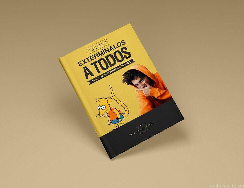 Los mejores libros de El Rubius - BESTSELLER