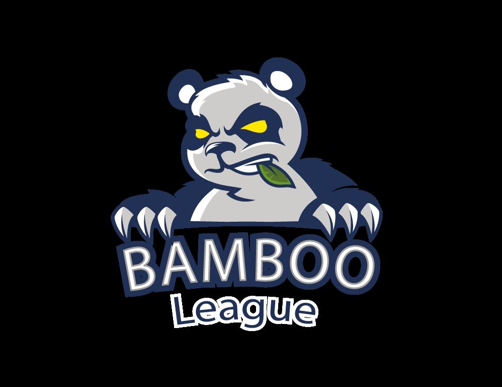 Logotipo Esports Panda Enojado en Vector