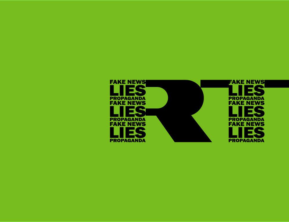 Nuevo Rediseño del Logotipo de RT Rusia Today