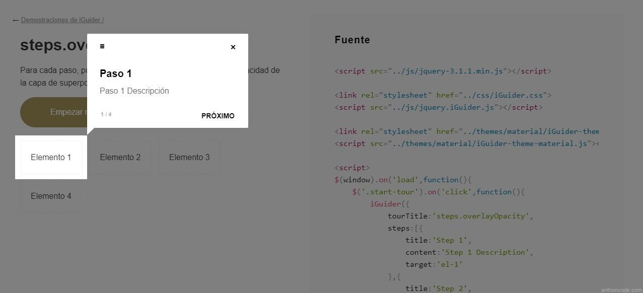 mensajes de ayuda en html tooltip