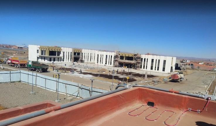 Planta nuclear El Alto